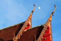 Een deel van tempel Royalty-vrije Stock Fotografie