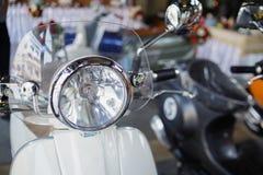 Een deel van uitstekende autoped Royalty-vrije Stock Foto's