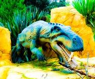 Een dinosaurus royalty-vrije stock foto