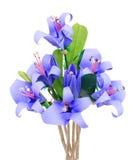 De origami van de bloem royalty-vrije stock foto