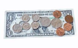 Een dollar en 99 centen Stock Fotografie
