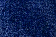 Een donkerblauwe textuur Royalty-vrije Stock Fotografie