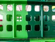 Een dozijn pakketdozen voor verpakkingsproduct Stock Foto