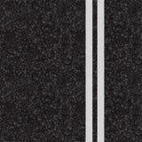 Een dubbele lijn stock illustratie