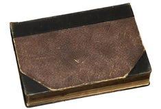Een eeuw oud boek royalty-vrije stock afbeelding