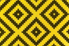 Een eigentijds abstract tapijtontwerp Royalty-vrije Stock Afbeelding
