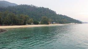 een eiland stock afbeeldingen