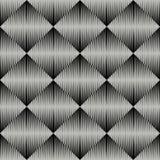 Een elegante geometrische vierkante tegel Royalty-vrije Stock Foto's