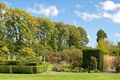 Een Engelse Tuin royalty-vrije stock afbeeldingen