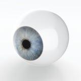 Een enkel oog Stock Afbeelding