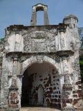 Een Famosa-Fort, Malacca, Maleisië Stock Afbeelding