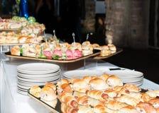 Een fantastisch buffet Royalty-vrije Stock Foto