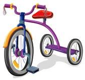 Een fiets stock illustratie