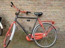 Een fiets Royalty-vrije Stock Afbeelding
