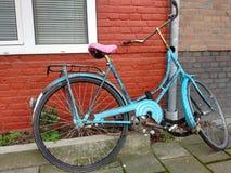 Een fiets Royalty-vrije Stock Afbeeldingen