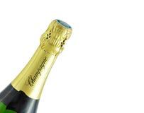 Een fles van Champagne royalty-vrije stock fotografie