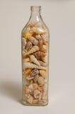 Een fles van Shell Stock Foto's
