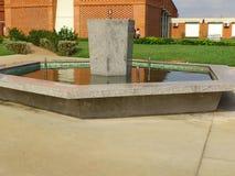Een fontainwater Royalty-vrije Stock Afbeeldingen