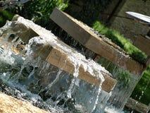 Een fontein Royalty-vrije Stock Afbeelding