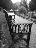 Een gang in het park Royalty-vrije Stock Foto