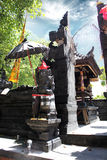 Een gebedheiligdom Kuta, Bali Royalty-vrije Stock Foto