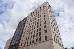 Een gebouw Royalty-vrije Stock Fotografie