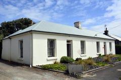 Een gebouw in Port Fairy, VIC Stock Afbeelding