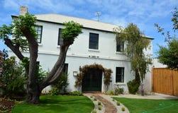 Een gebouw in Port Fairy, VIC royalty-vrije stock fotografie