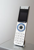 Moderne landline telefoon Stock Afbeelding