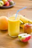 Een gezonde smoothie Stock Foto