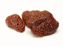 Een gezonde snack Stock Foto