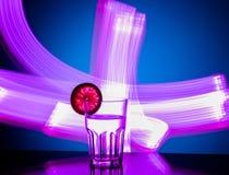 Een glas sherry stock afbeeldingen