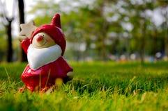 Een Glimlach Santa Claus Stock Fotografie