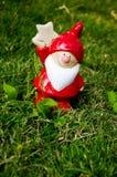 Een Glimlach Santa Claus Royalty-vrije Stock Foto's