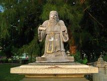 Een ?god van het Dorp? stock foto