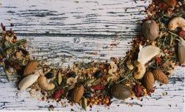 Een golf van aroma's Royalty-vrije Stock Foto
