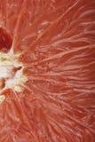 Een grapefruitpulp royalty-vrije stock foto's