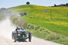 Een groen Mg van 1934 K3 Stock Afbeeldingen