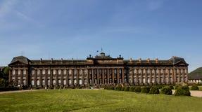 Een groot historiquekasteel in saverne, Frankrijk Royalty-vrije Stock Fotografie