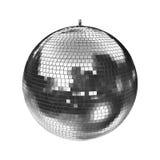 Een grote disco mirrorball Stock Fotografie