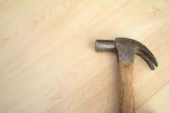 Een hamer Royalty-vrije Stock Afbeelding