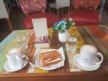 Een heerlijk ontbijt Royalty-vrije Stock Afbeelding