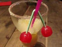 Een heerlijke cocktail royalty-vrije stock afbeelding
