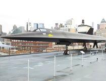 een heimelijkheidsbommenwerper in een museum royalty-vrije stock foto