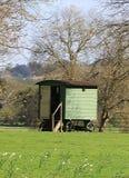 Een herders` s hut Royalty-vrije Stock Foto's