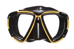 Een het duiken masker royalty-vrije stock foto's