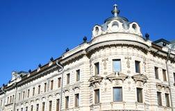 Een historisch gebouw Royalty-vrije Stock Foto's