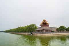 Een hoek van het Keizerpaleis royalty-vrije stock foto