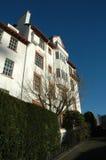 Een huis in de zon Royalty-vrije Stock Foto