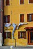 Een huis in Italië Royalty-vrije Stock Afbeelding